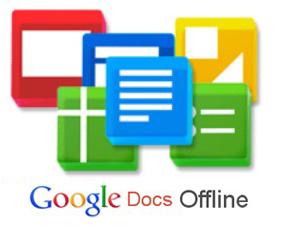 GoogleDokumentyOffline