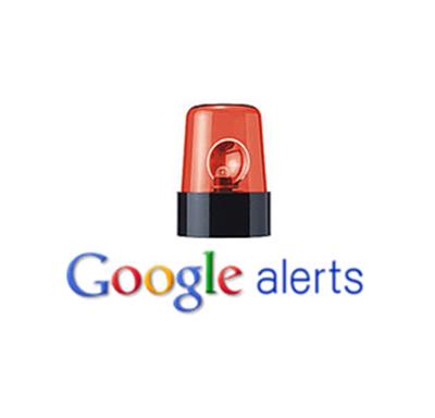 Google Alerts – vím, co se právě děje