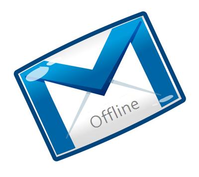 Gmail Offline – práce s poštou i bez internetu