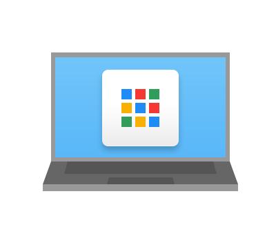Webové Google aplikace pro desktop