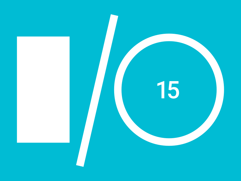 Google I/O 2015 – Keynote
