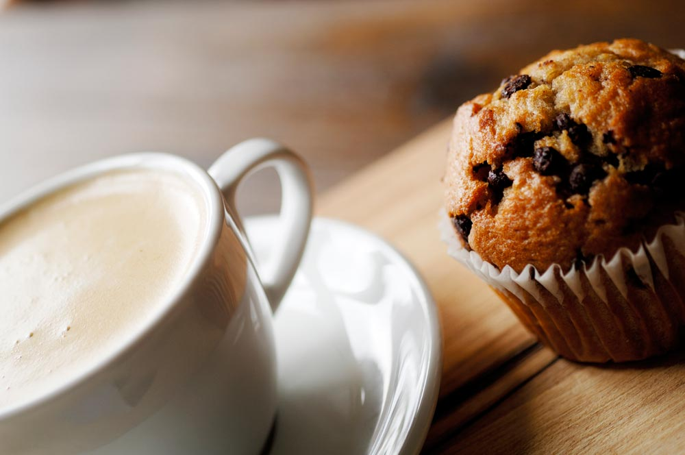 coffee-and-muffin